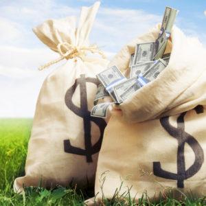 Bags of Money