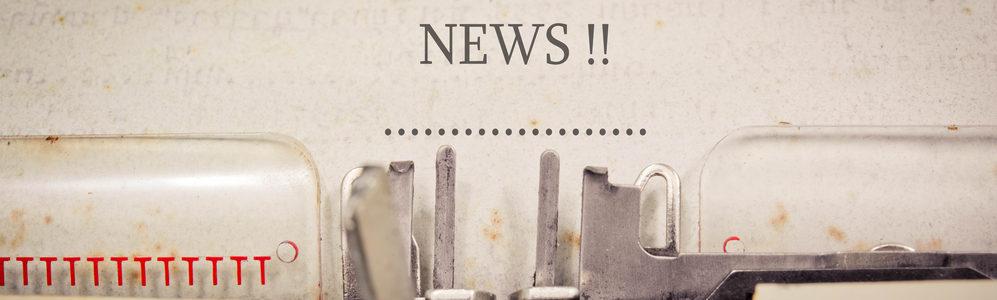 Typewriter News